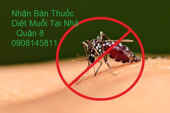Bán Thuốc Diệt Muỗi Tại Quận 8