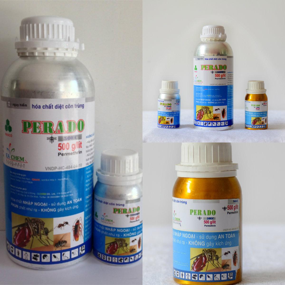 Chúng tôi chuyên cung cấp Thuốc Diệt Côn Trùng PERADO 50EC Nhập Khẩu Ấn Độ, giá rẻ. Lh: 0908145811 Ms Nhàn