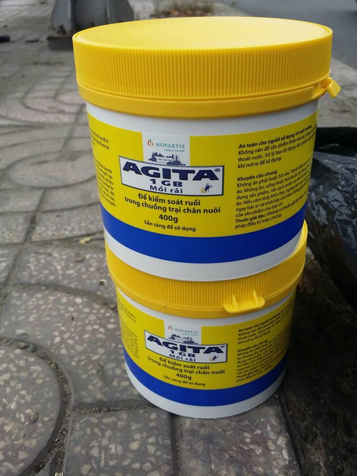 Agita 400gram dạng bột diệt ruồi hiệu quả - an toàn