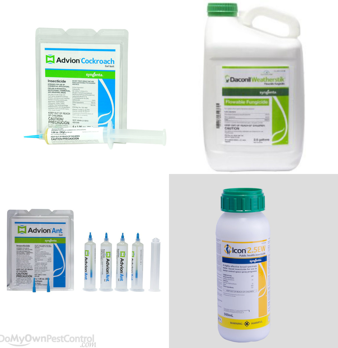 chúng tôi chuyên cung cấp thuốc diệt công trùng Syngenta