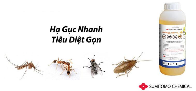 Thuoc Diet Con Trung  Pesguard FG 161