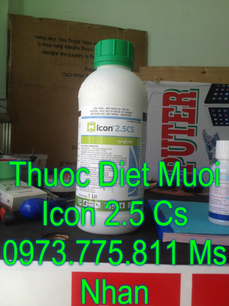 Thuoc diet muoi Icon 2.5 cs thuy sy mau moi nhat