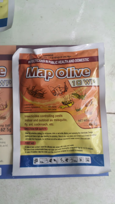 Can Canh Thuoc Map Olive 10 WP