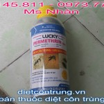 Thuoc Diet Con Trung Lucky Permethrin 50 Ec