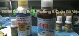 Thuốc Diệt Côn Trùng Giá Rẻ CYPER 25 EC