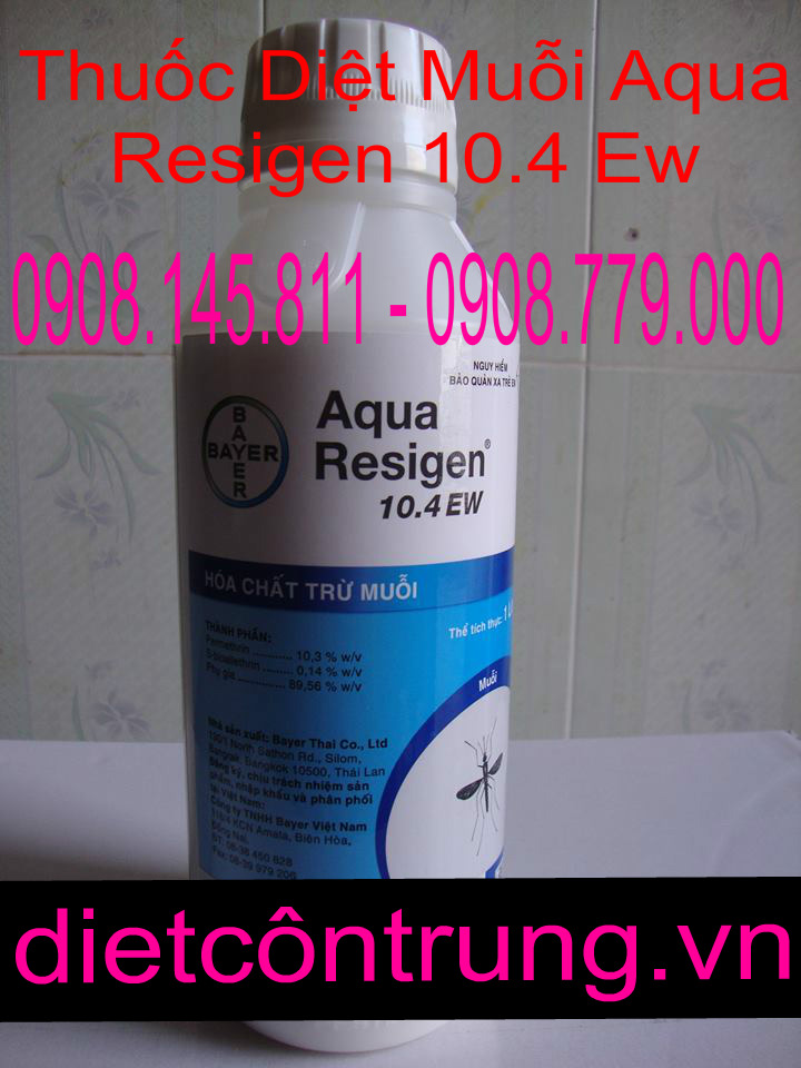 Huong Dan Su Dung Aqua Resigen 10.4 Ew